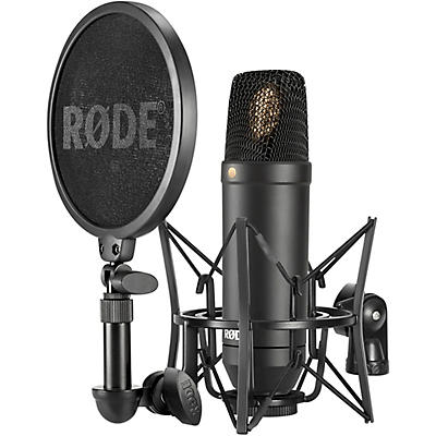 Rode NT1 Condenser Microphone Package