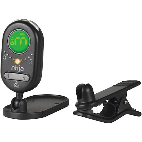 NT100 Ninja Clip-On/Versa-Mount Chromatic Tuner