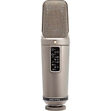 Open Box Rode Microphones NT2-A Studio Condenser Microphone Bundle