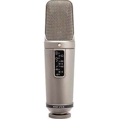 Rode NT2-A Studio Condenser Microphone Bundle