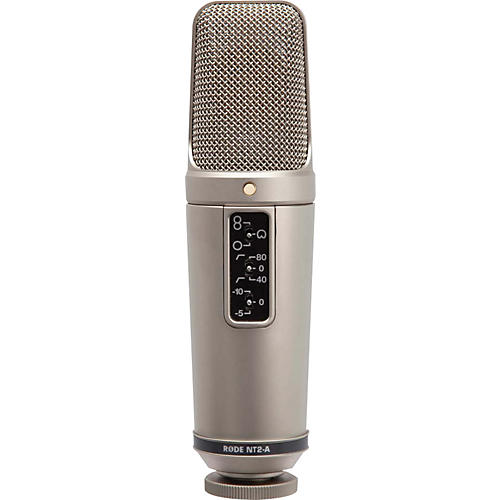 Rode Microphones NT2-A Studio Condenser Microphone Bundle