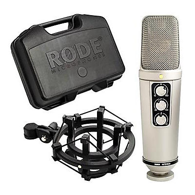 Rode NT2000 Variable Pattern Condenser Microphone