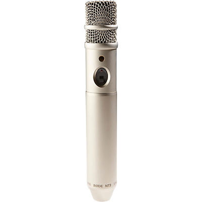 Rode NT3 Hypercardioid Condenser Microphone