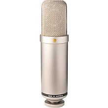 Open Box Rode NTK Microphone