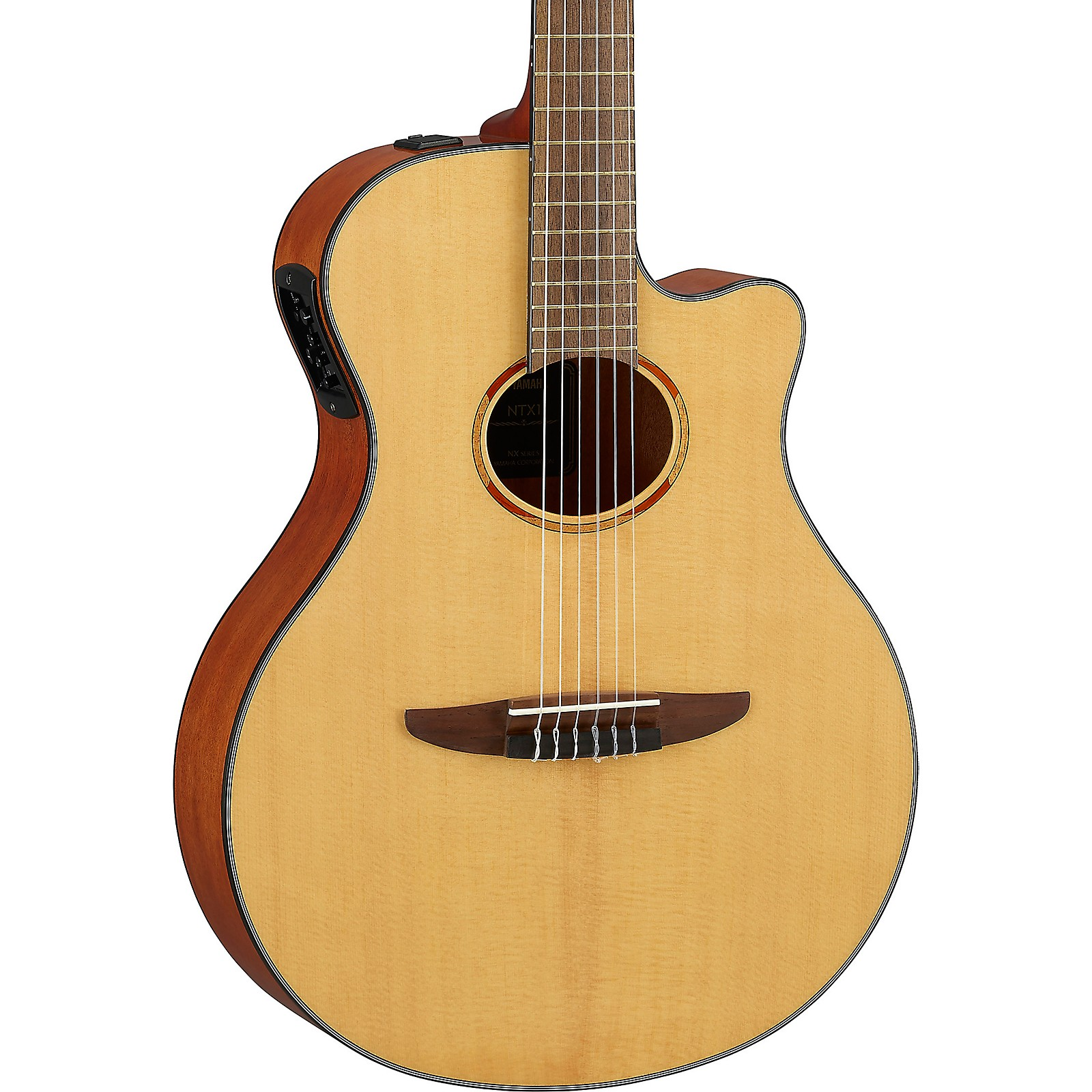 Yamaha NTX1 Acoustic-Electric Classical Guitar