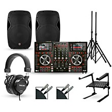 Numark NV MKII with Harbinger V1015 DJ Package
