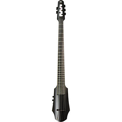 NS Design NXTa Active Series 5-String Fretted Electric Cello in Black