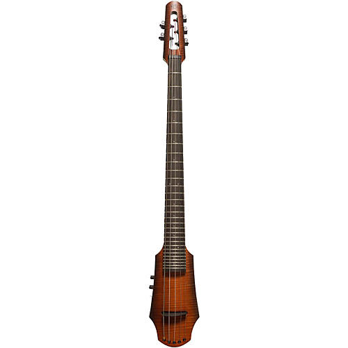 NS Design NXTa Active Series 5-String Fretted Electric Cello in Sunburst