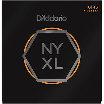 D'Addario NYXL1046 Light Electric Guitar Strings