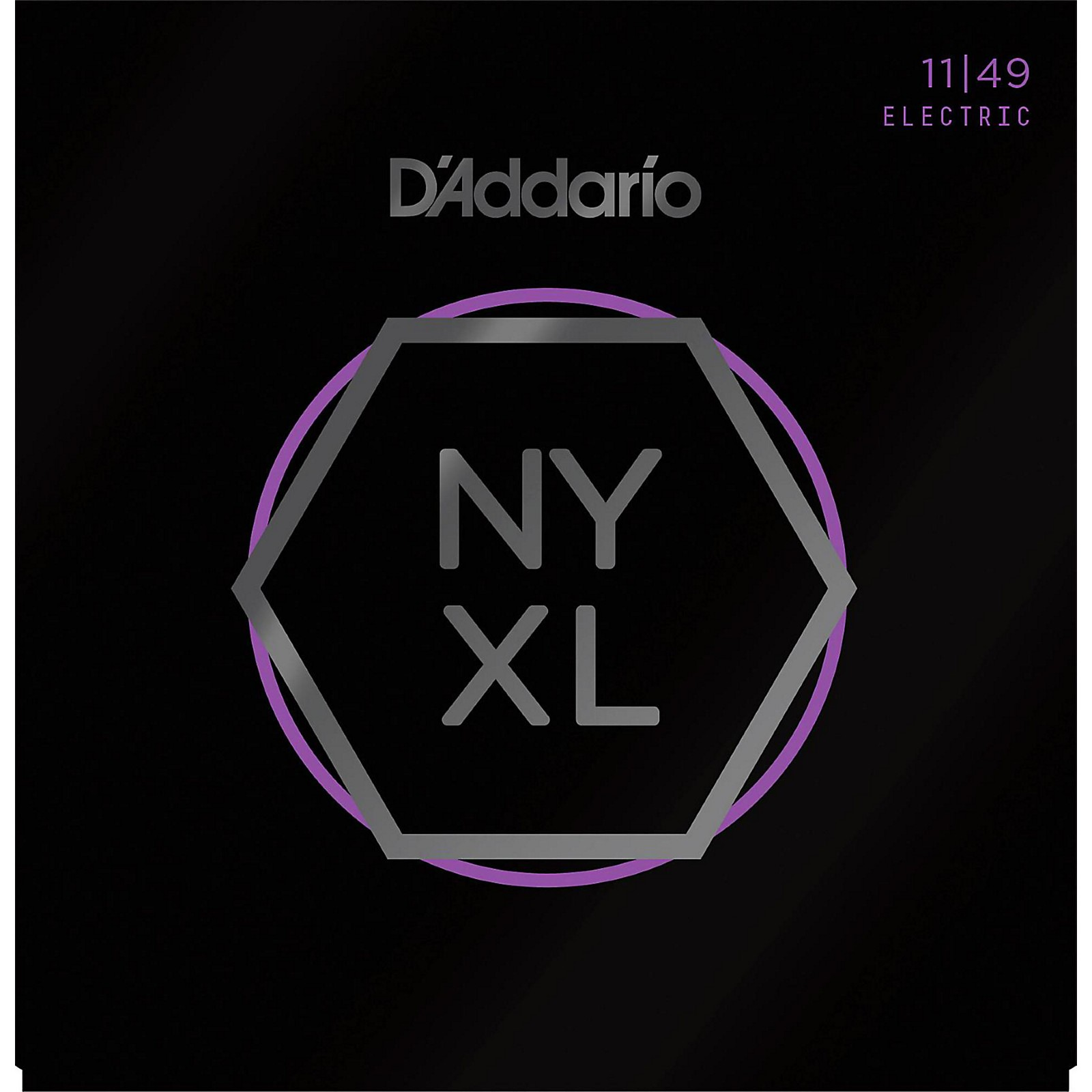 D'Addario NYXL1149 Medium Electric Guitar Strings