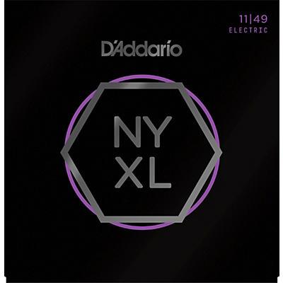 D'Addario NYXL1149 Medium Electric Guitar Strings