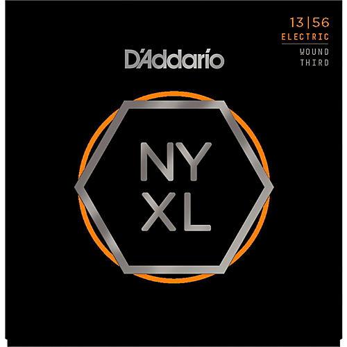 D'Addario NYXL1356W Medium Electric Guitar Strings