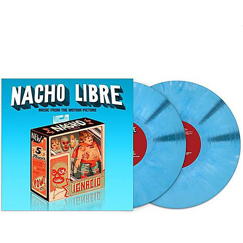 Alliance Nacho Libre (Music from the Motion Picture) (Original Soundtrack)