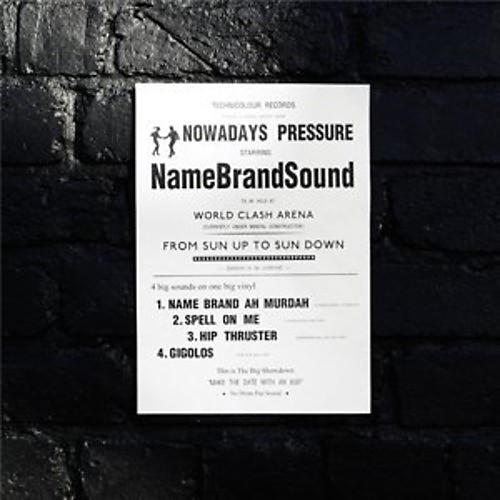 Alliance Namebrandsound - Nowadays Pressure