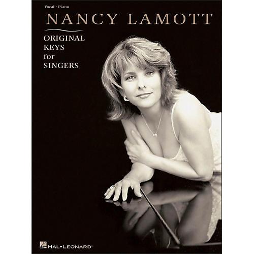 Hal Leonard Nancy Lamott - Original Keys for Singers (Vocal / Piano)