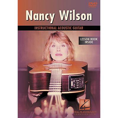 Hal Leonard Nancy Wilson Instructional Acoustic Guitar DVD with Tab