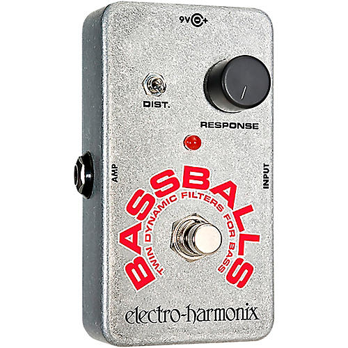 electro harmonix nano bassballs envelope filter bass effects pedal musician 39 s friend. Black Bedroom Furniture Sets. Home Design Ideas