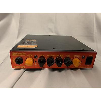 Markbass Nano Mark 300 Bass Amp Head