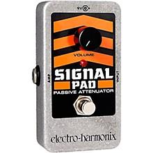 Open BoxElectro-Harmonix Nano Signal Pad Attenuator Guitar Effects Pedal