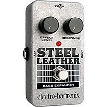 Open BoxElectro-Harmonix Nano Steel Leather Bass Expander Effect Pedal