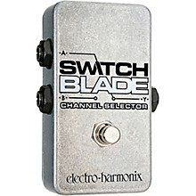 Open Box Electro-Harmonix Nano Switchblade Channel Selector Footswitch