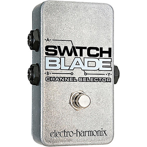Nano Switchblade Channel Selector Footswitch