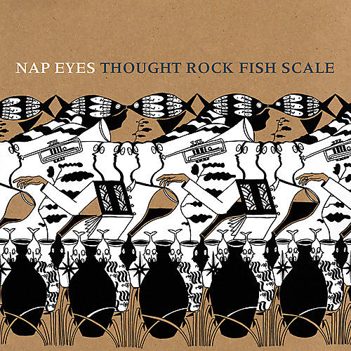 Alliance Nap Eyes - Thought Rock Fish Scale