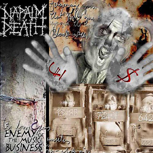 Alliance Napalm Death - Enemy of the Music Business