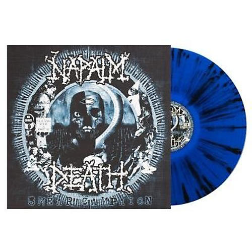 Alliance Napalm Death - Smear Campaign (Splatter Vinyl)