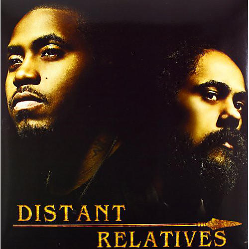 Alliance Nas - Distant Relatives