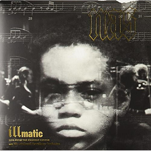 Alliance Nas - Illmatic: Live From The Kennedy Center