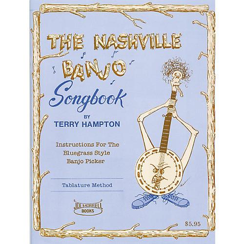 Morrell Music Nashville Banjo Book