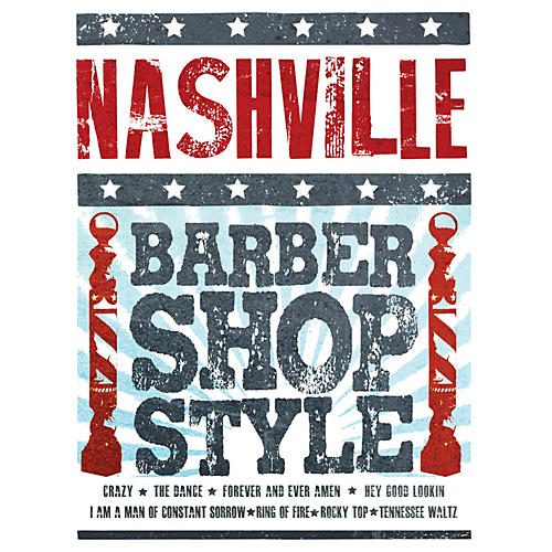 Barbershop Harmony Society Nashville: Barbershop Style (Collection) TTBB A Cappella arranged by Various