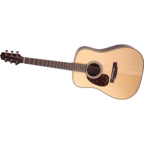 takamine nashville series tf360sbglh left handed dreadnought acoustic electric guitar musician. Black Bedroom Furniture Sets. Home Design Ideas