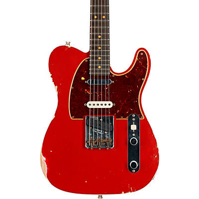 Fender Custom Shop Nashville Telecaster Custom Relic Rosewood Fingerboard Electric Guitar