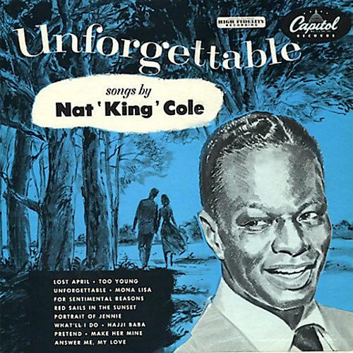 Alliance Nat King Cole - Unforgettable