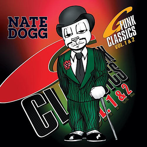 Alliance Nate Dogg - G Funk Classics Volumes 1 & 2