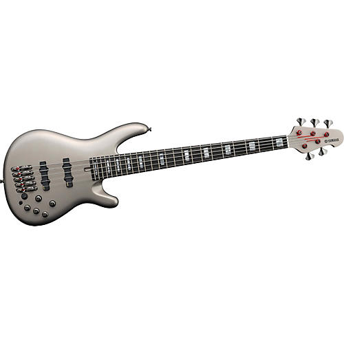 yamaha nathan east signature 5 string limited edition electric bass guitar musician 39 s friend. Black Bedroom Furniture Sets. Home Design Ideas