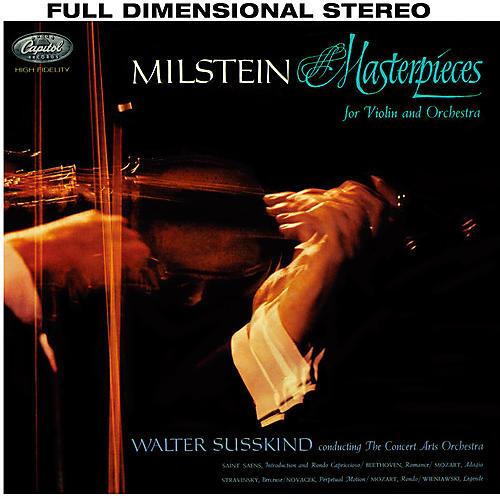 Alliance Nathan Milstein - Masterpieces For Violin & Orchestra