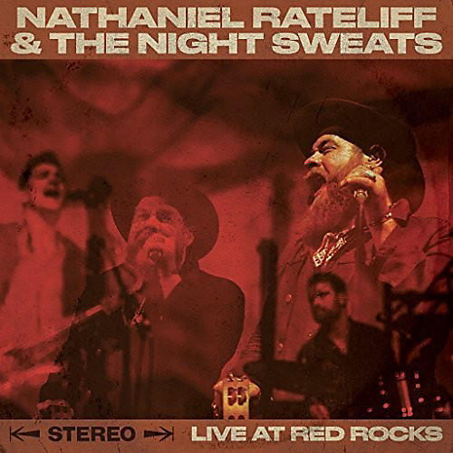 Alliance Nathaniel Rateliff - Live At Red Rocks