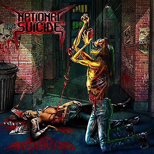 Alliance National Suicide - Anotheround