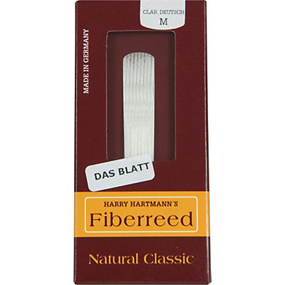 Harry Hartmann Natural Classic Fiberreed German Clarinet Reed