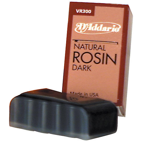 D'Addario Natural Rosin Dark