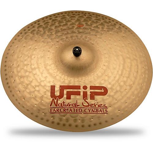 UFIP Natural Series Crash Cymbal 17 in.