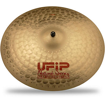 UFIP Natural Series Light Ride Cymbal