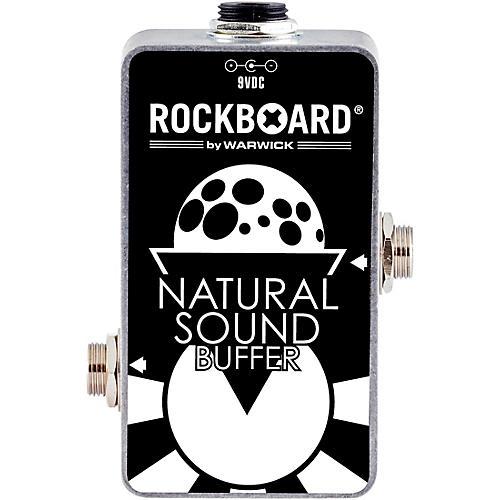 RockBoard Natural Sound Buffer Pedalboard Op-Amp