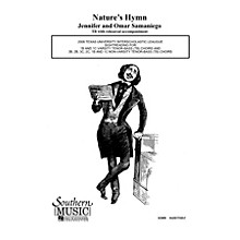 Southern Nature's Hymn TB Composed by Omar Samaniego