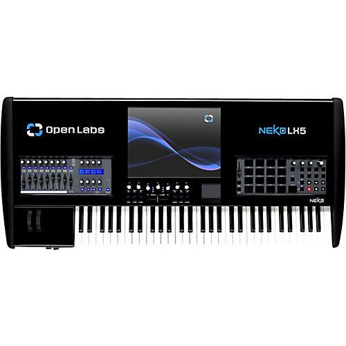 open labs neko lx5 portable keyboard workstation musician 39 s friend. Black Bedroom Furniture Sets. Home Design Ideas