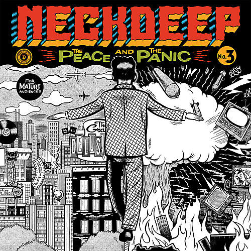 Alliance Neck Deep - The Peace And The Panic