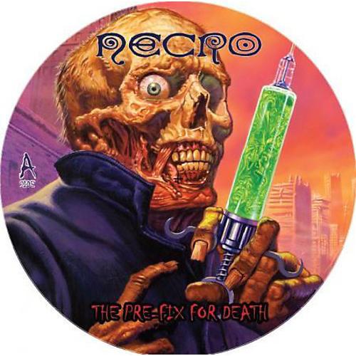 Alliance Necro - The Pre-fix For Death